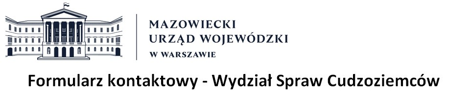 Formularze MUW WSC
